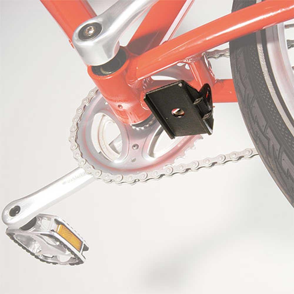 Hebie st nderplatte zum nachr sten gfk schwarz fahrrad ebay - Einfach verglaste fenster nachrusten ...