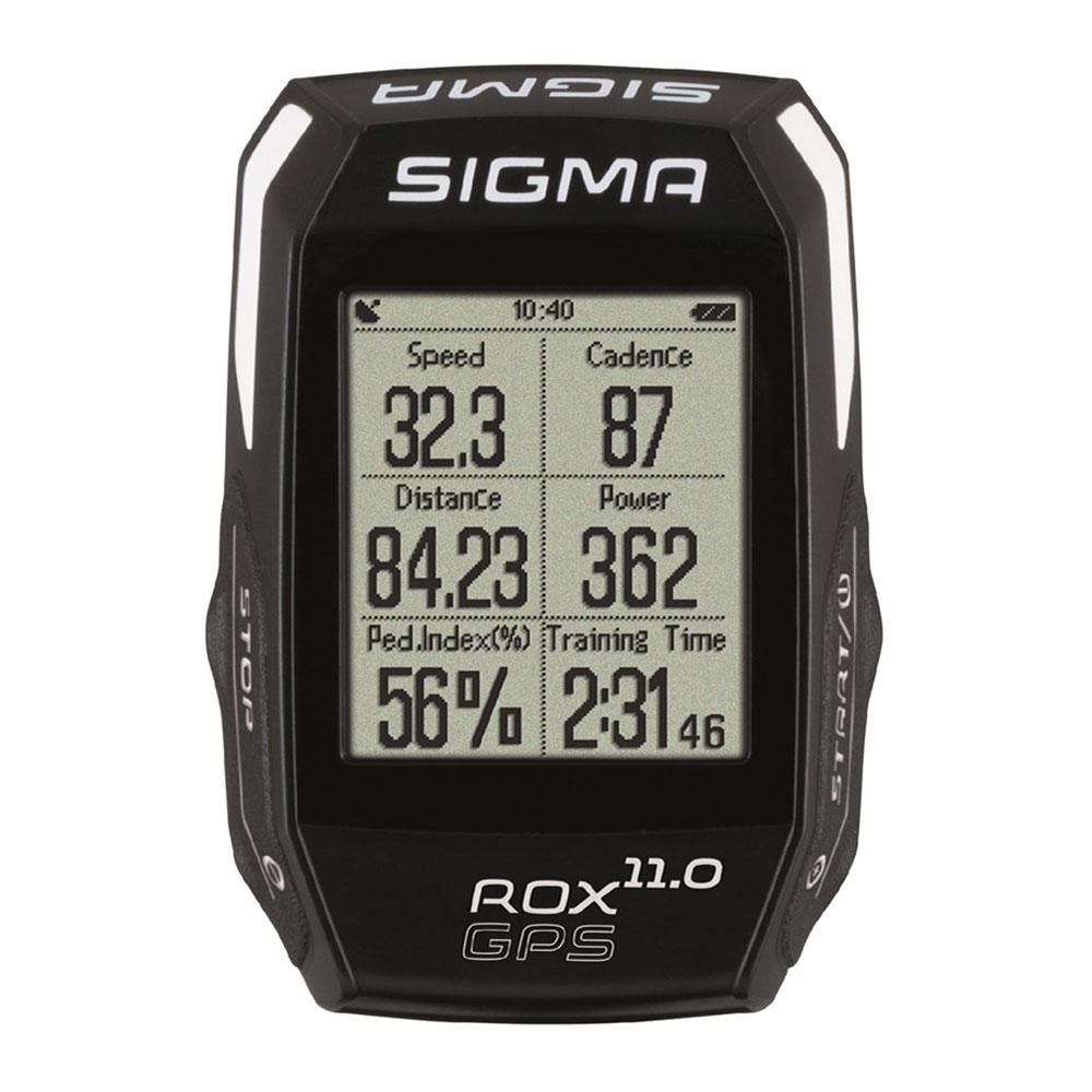 SIGMA Ciclocomputer ROX 11.0 GPS Nero Basic