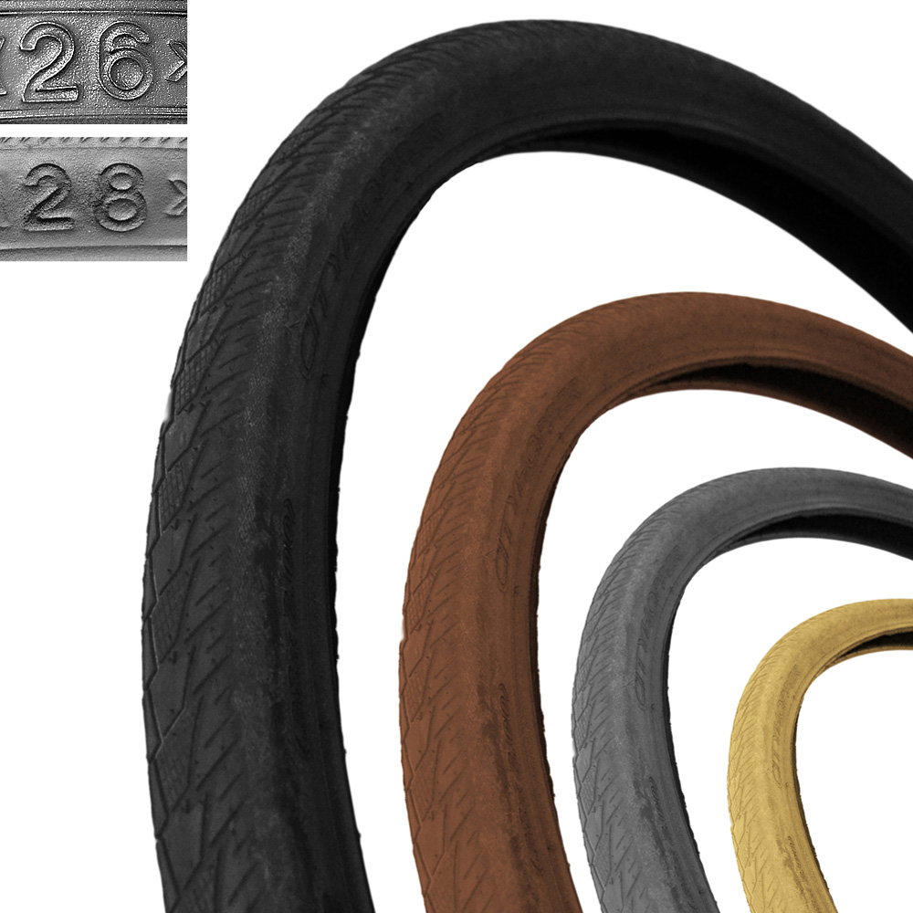 Mitas Cityhopper V 99 26x2.00 52-559 schwarz Fahrrad Reifen