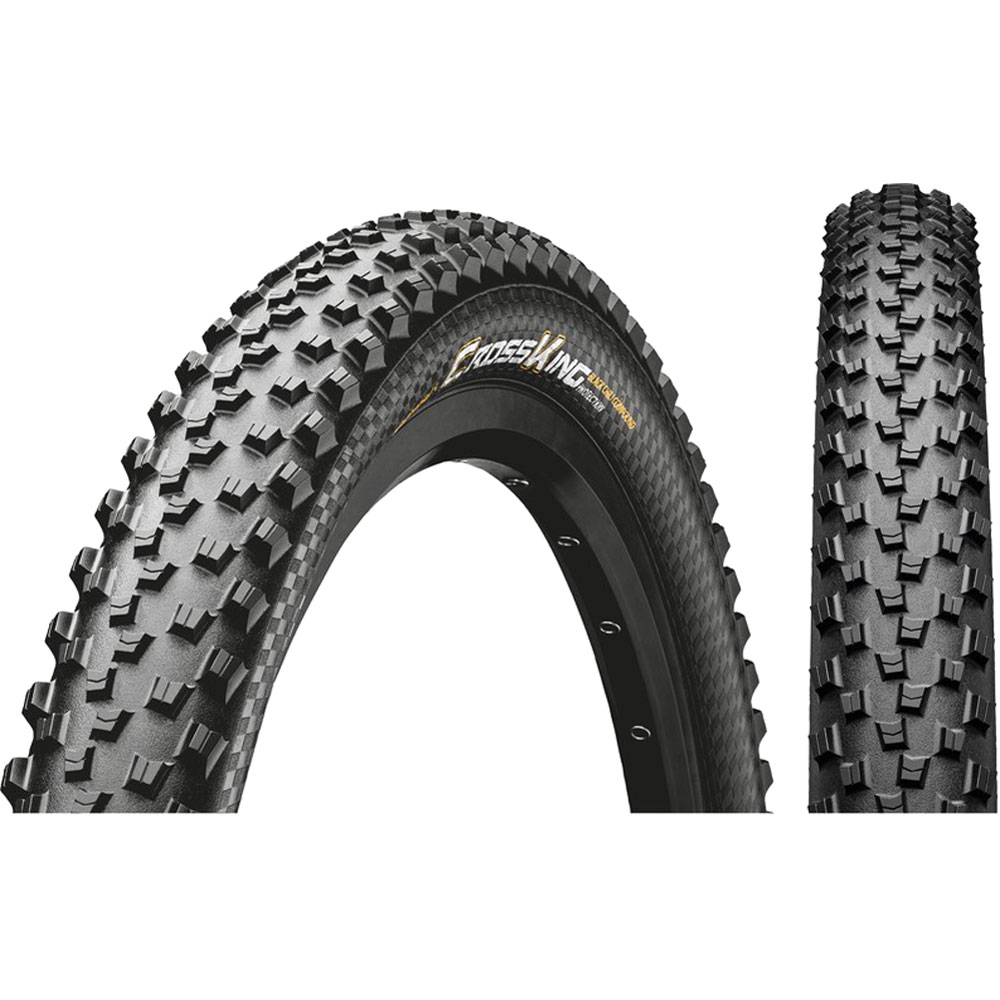 Conti Fahrrad Reifen Cross King 2.3 Performance 29x2.30 58-622 schwarz Skin