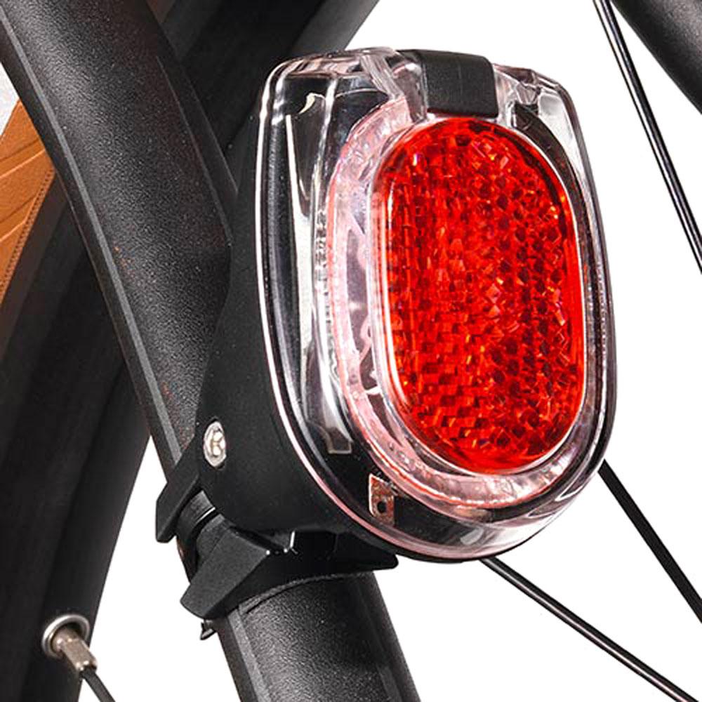 Fahrrad Rücklicht Busch u.Müller Rückleuchte Schutzblechmontage