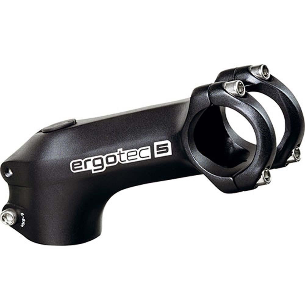 110 mm Vorbau schwarz Ergotec Fahrrad Lenkervorbau High Barracuda 31,8 mm
