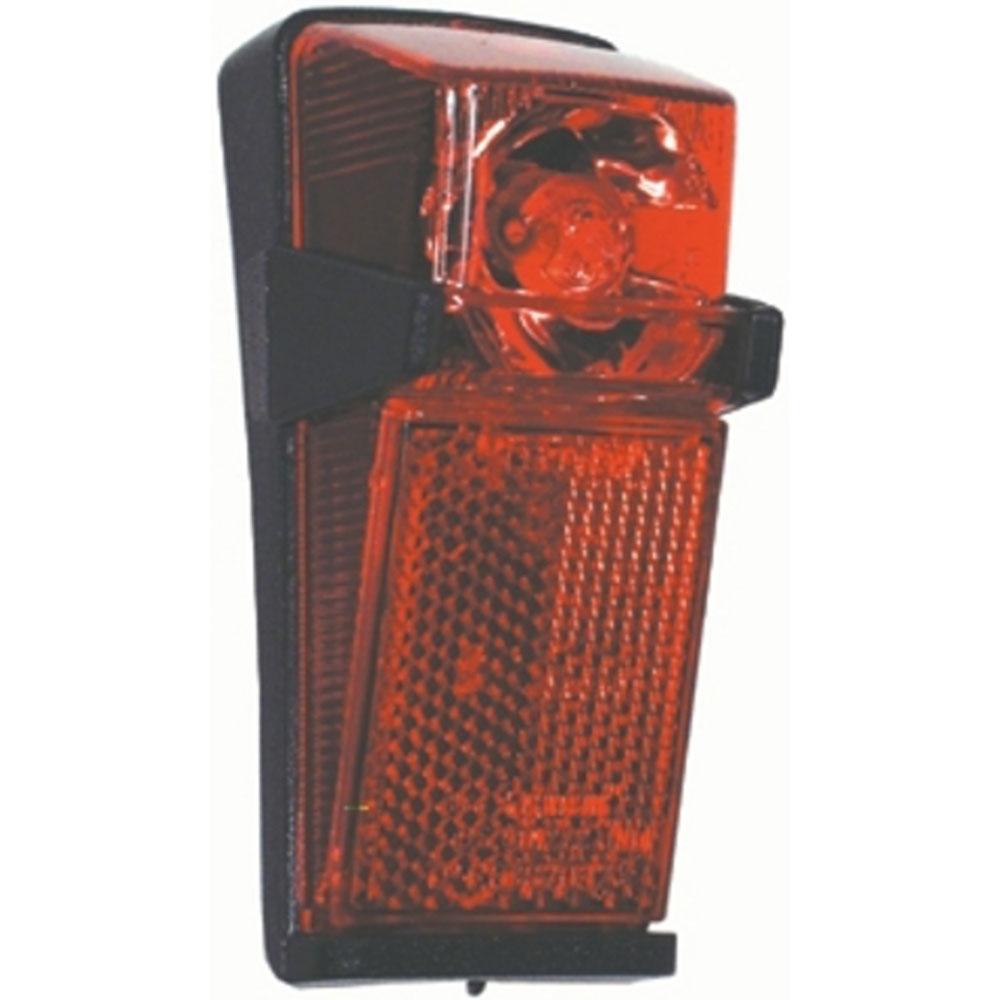 50g 339AS-02 4006021002654 BUSCH /& MÜLLER Rücklicht 339 AS ohne Kabel ca