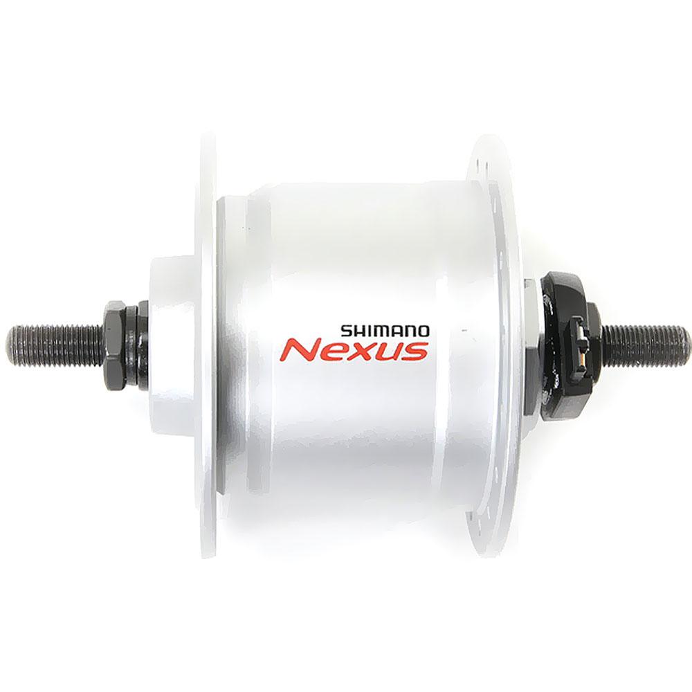 Shimano Nabendynamo DH-C3003 Mod.17 VR-NABENDYN silber 28 L 6V//3WVOLLA E2 STE