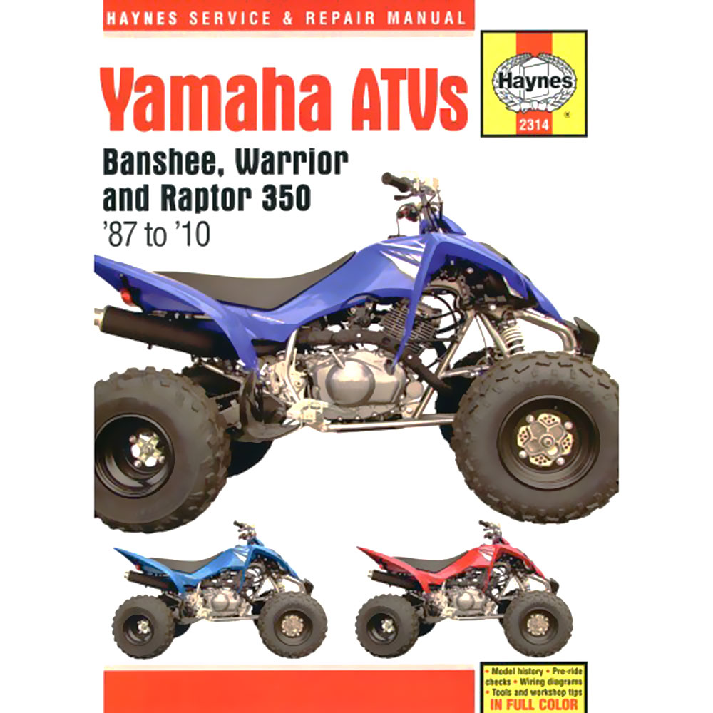 Gemütlich Yamaha Raptor 350 Schaltplan Galerie - Der Schaltplan ...