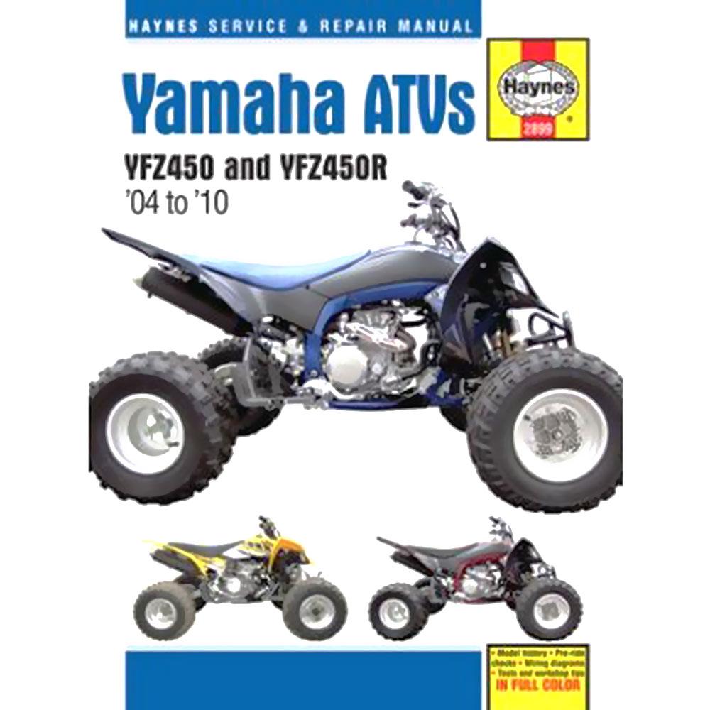haynes reparaturanleitung yamaha f. yamaha yfz 450 s 5tg3 aj11w aj11w-000  2899 9 | ebay  ebay